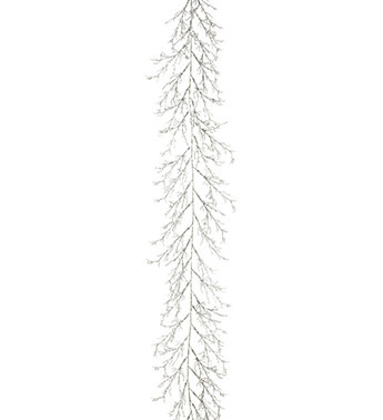 6 ft. Frosted Winter Twig Garland