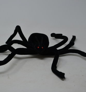 "13"" Halloween Spider Decor"