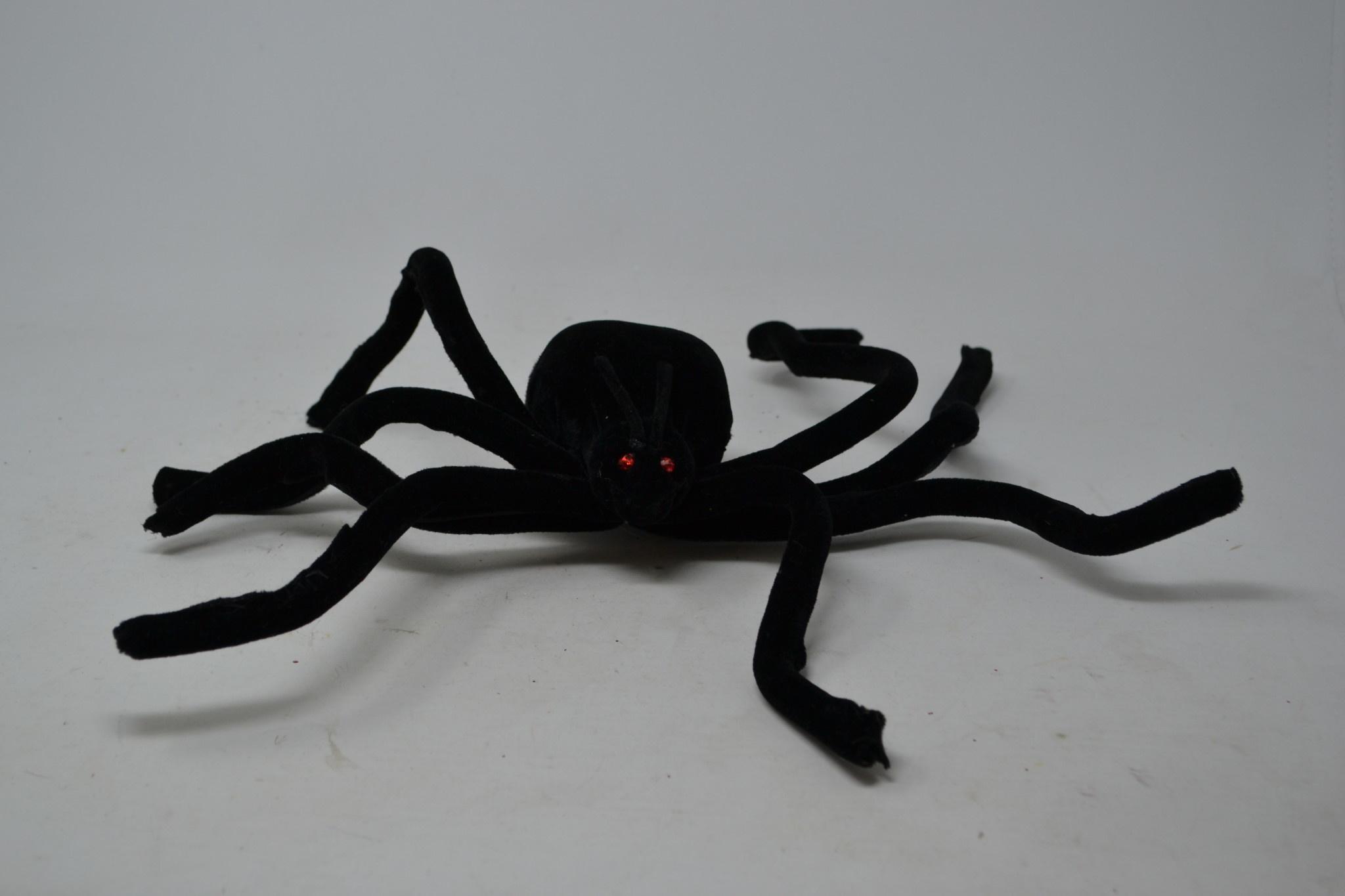 """13"""" Halloween Spider Decor"""