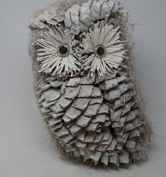 "12"" Winter Owl"