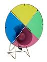 Retro Revolving Color Wheel Light