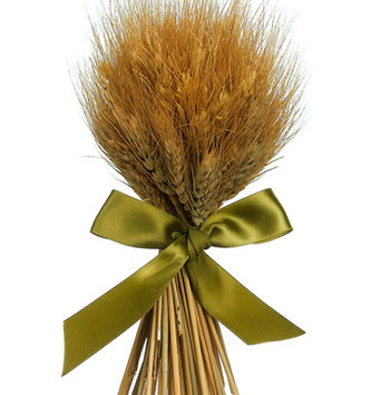 Wheat Bundle with Bow