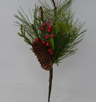 Deluxe Pinecone Cedar Berry Pick