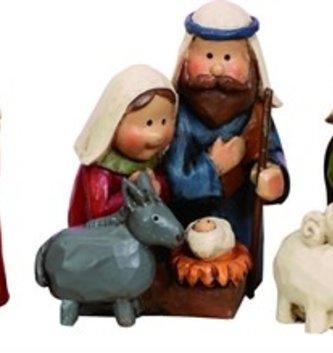 Mini Holy Family (3 Styles)