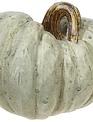 """4.5"""" Carved Resin Pumpkin"""