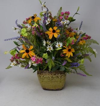 Custom High Country Wildflower Arrangement