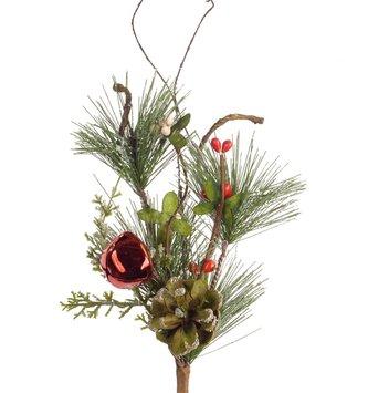 Shimmer Pine Bell Pick