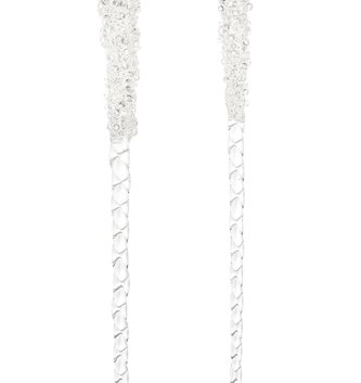 Ice Capped Icicle Ornament (2 Sizes)