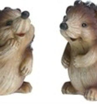 Mini Winter Hedgehog (4 Styles)