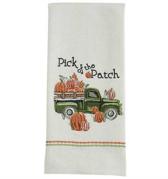 Pick of the Patch Towel