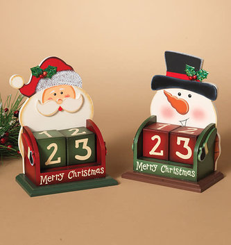 Countdown to Christmas (2- Styles)