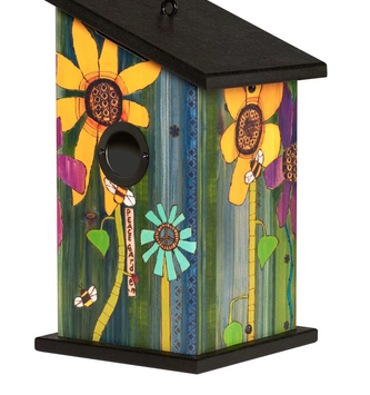 Peace Garden Large Birdhouse