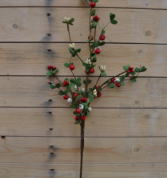 "26"" Bell Berry Foliage Spray"