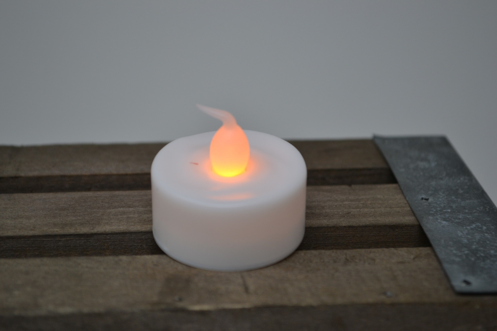 LED Flicker Flame Tea Light Votive