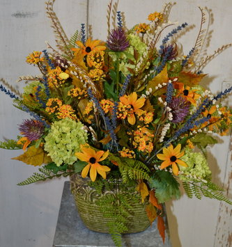 Custom Golden Wild Arrangement