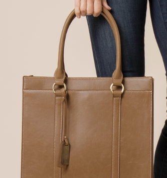 Simply Noelle Charleston Tote (2 Sizes, 3 Colors)