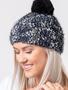 Simply Noelle Angel Hair Knubby Hat (2 Colors)