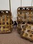 Square Cedar Tobacco Basket (3 Sizes)
