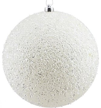 XL Sequin and Glitter Ball Ornament
