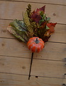 "14"" Maple Berry Pumpkin Pick"