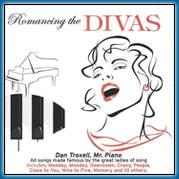 Romancing The Divas CD By: Dan Troxell