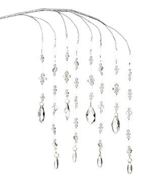 "35"" Hanging Crystal Branch"
