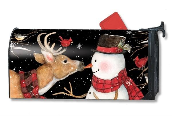 Christmas Mail Box Wrap