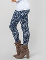 Simply Noelle Paisley Printed Leggings