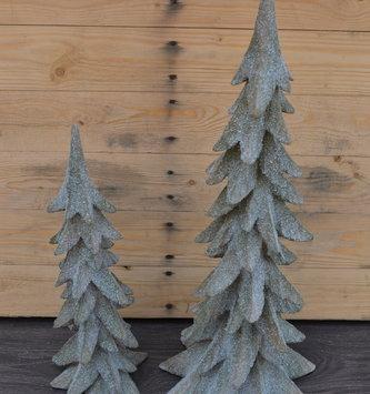 Winter Iced Christmas Tree (2 Sizes)