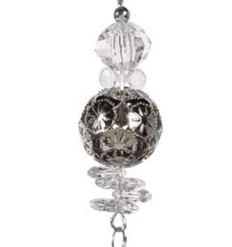 Vintage Prism Drop Ornament