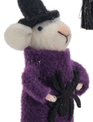 Felt Witch Mouse