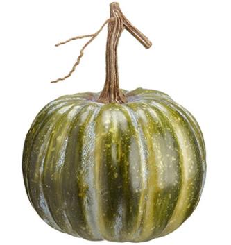 """6"""" Green Pumpkin"""