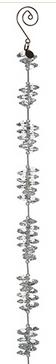Crystal Drop Ornament