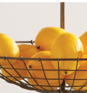 Textured Yellow Lemon