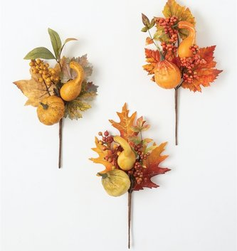 Fall Pumpkin Berry Pick (3 Styles)