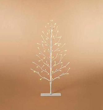 Prelit LED White Twig Tree (2 Sizes)