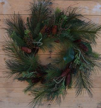 "30"" Woodland Ridge Wreath"