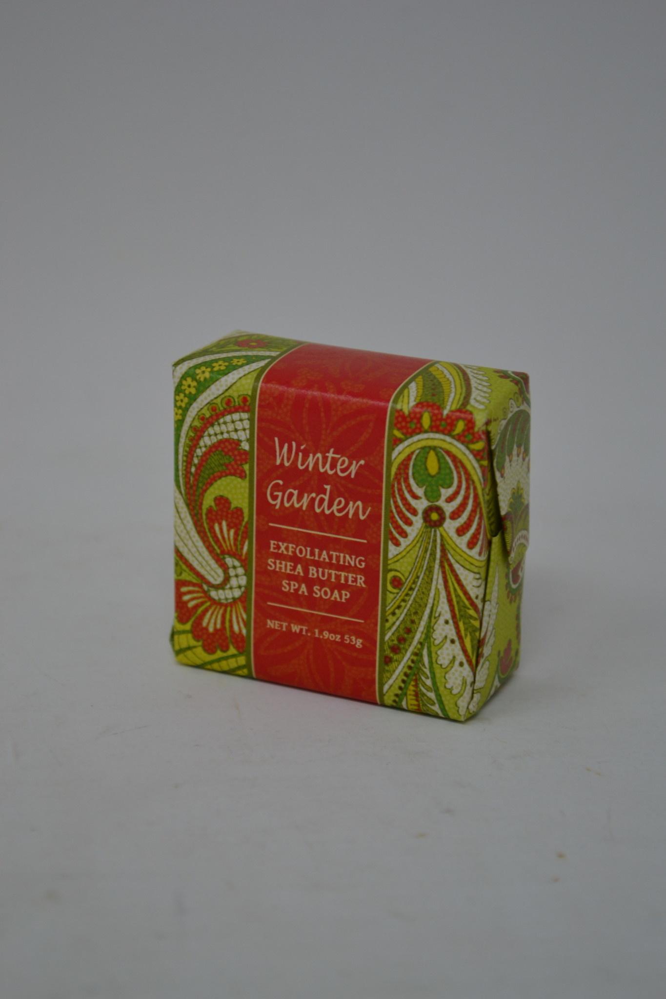 Christmas Mini Shea Butter Soap