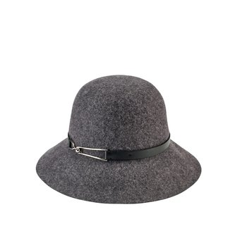 Wool Banded Hat