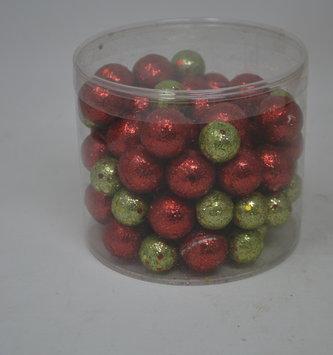 Glitter Berry Cylinder