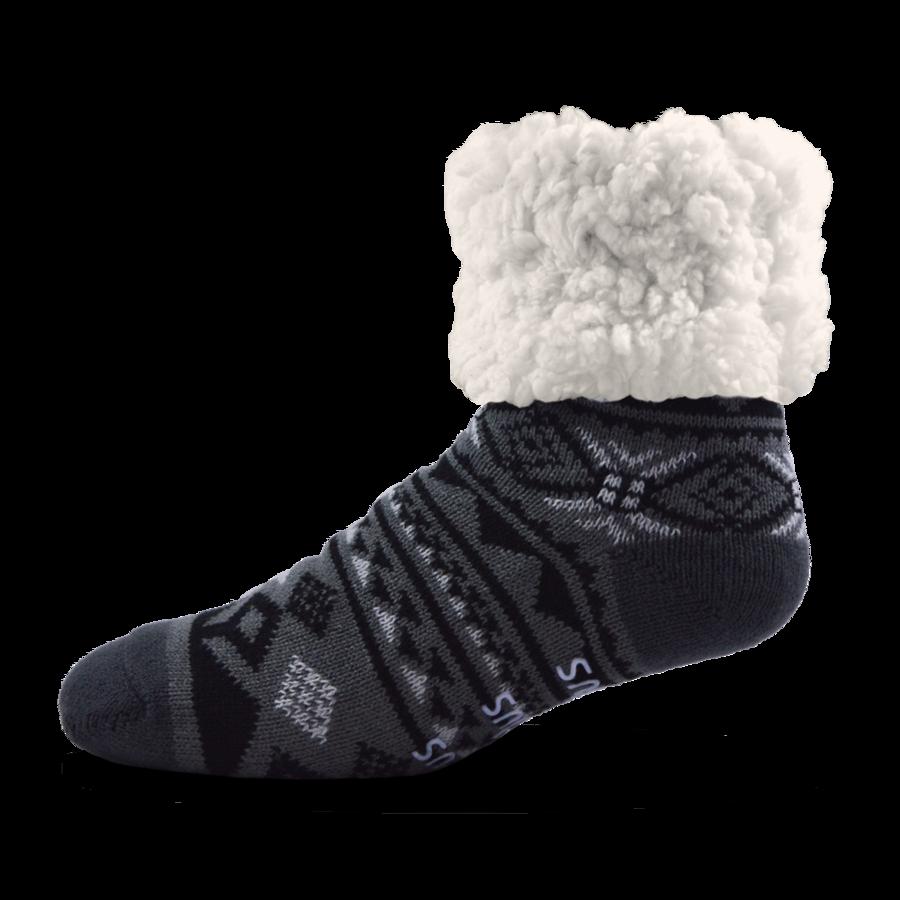 Pudus Cozy Slipper Socks (11-Styles)