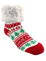 Pudus Cozy Slipper Socks (11-Styles)
