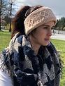 Pudus Chenille Headband (3 Colors)