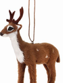 Furry Buck Ornament