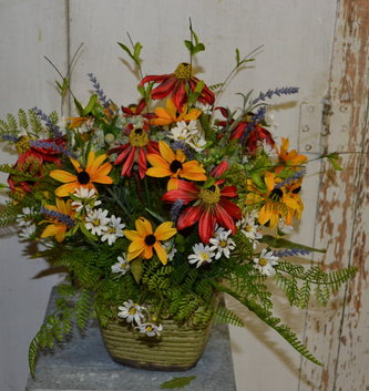 Custom Wilderness Meadow Arrangement