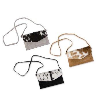Suede Clutch Bags