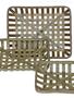 Rectangular Wooden Lattice Basket (3-Sizes)