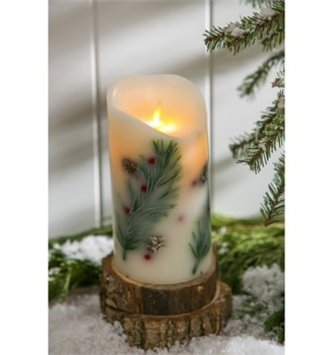 Christmas LED Candle