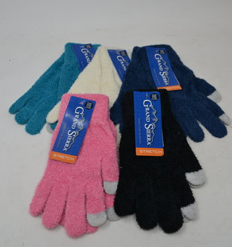 Sierra Touchscreen Gloves (5 Colors)