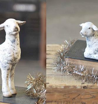 Set of 2 Ba Ba Sheep